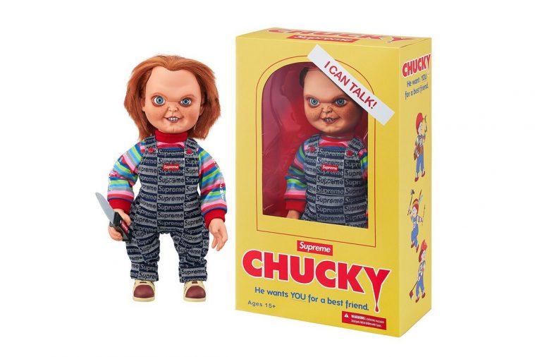 Supreme Chucky