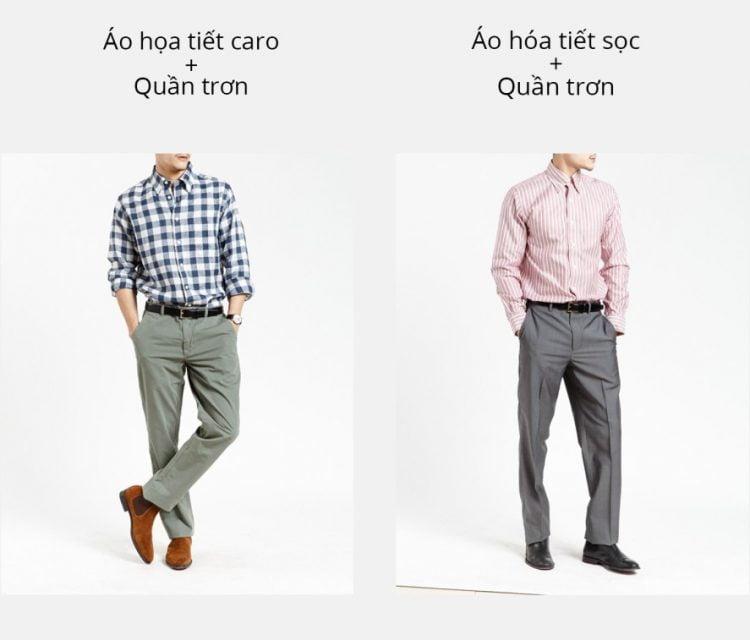 4 nguyên tắc khi kết hợp trang phục nam giới cần phải biết 7