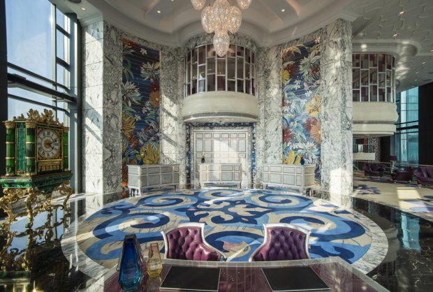 Phòng tổng thống khách sạn The Reverie Saigon