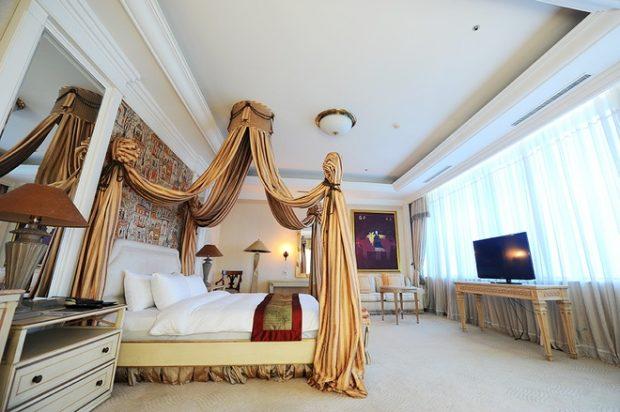 Phòng tổng thống khách sạn Daewoo