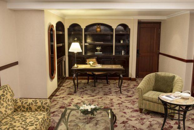 Phòng tổng thống Khách sạn Sheraton Hanoi