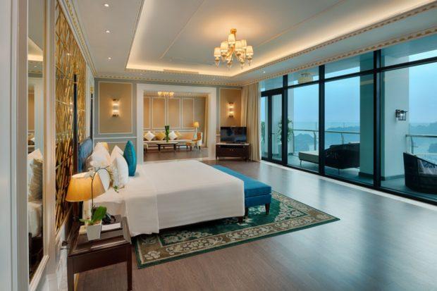 Phòng tổng thống thuộc FLC Halong Bay Golf Club & Luxury Resort