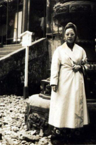 Bác sĩ Henriette Bùi Quang Chiêu