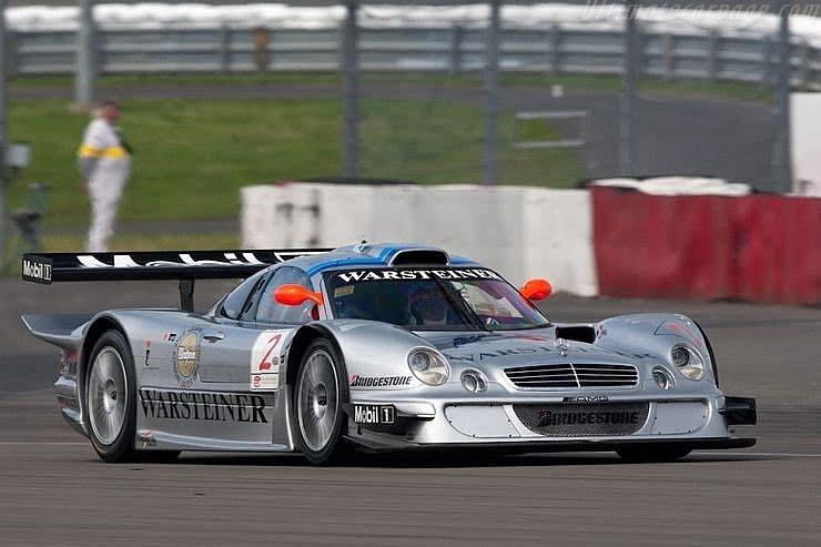 Mercedes-AMG CLK LM 1998