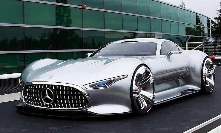 Mercedes-Benz AMG Vision Gran Turismo 2014