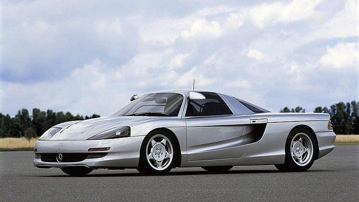 Mercedes-Benz C112 Concept