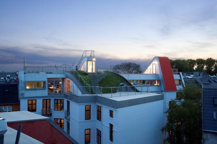 Penthouses và Rooftop Terrace