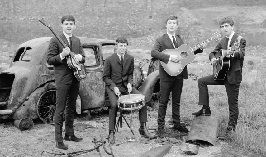 Tomorrow Never Knows bài hát kỳ lạ nhất của The Beatles