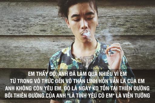 những câu rap hay của khói