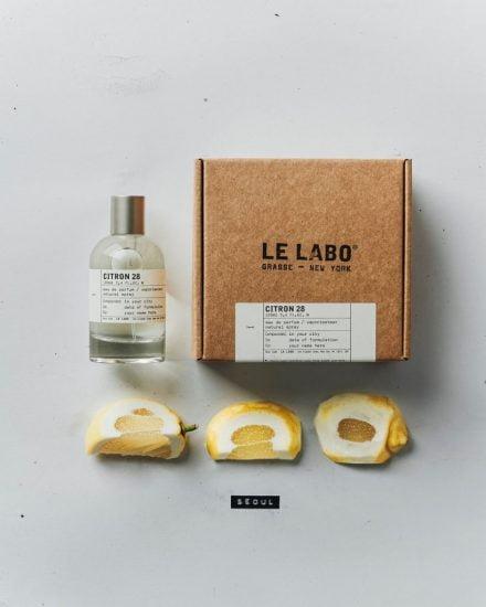 Nước hoa nam Le Labo Citron 28