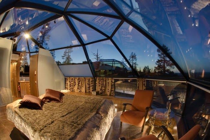 Phòng ngủ độc đáo