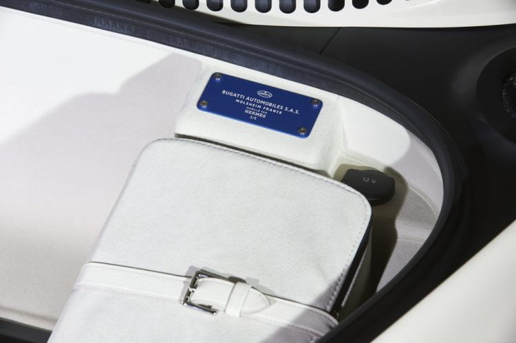 Bugatti X Hermès