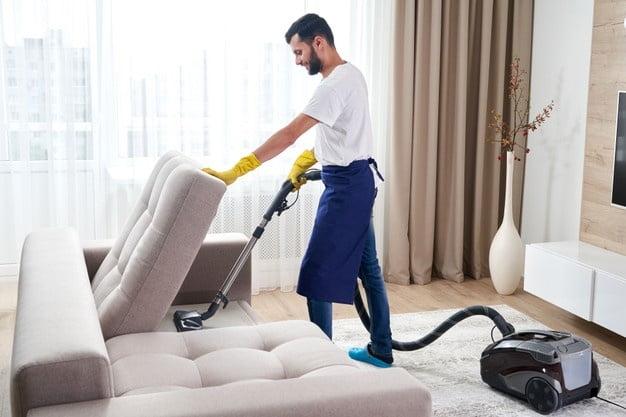 Cách tự giặt thảm ở nhà