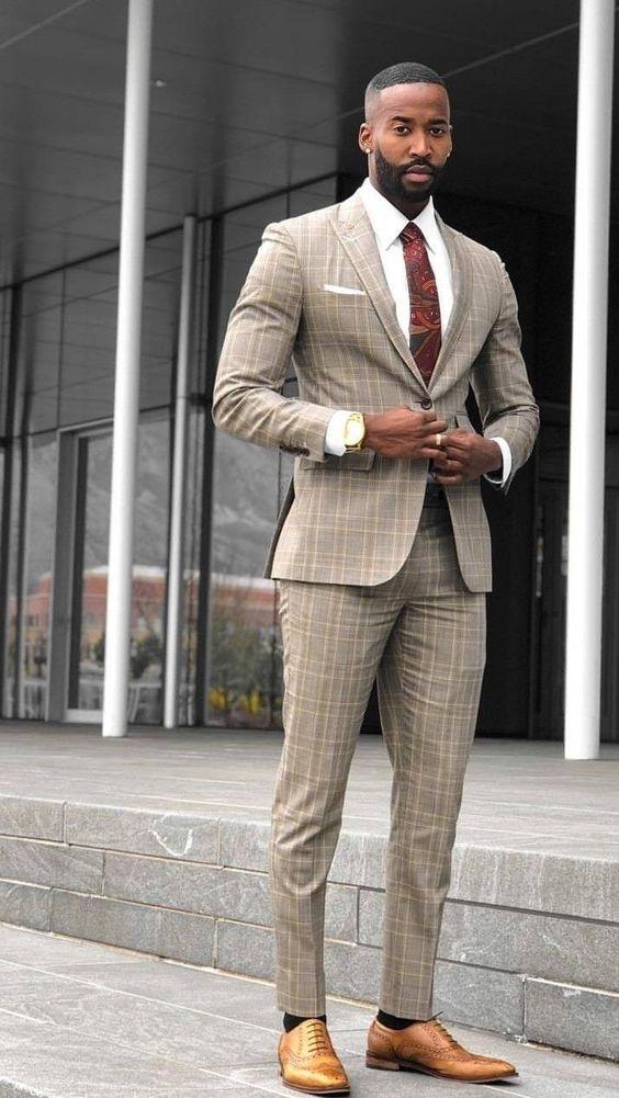 chon giay mac suit