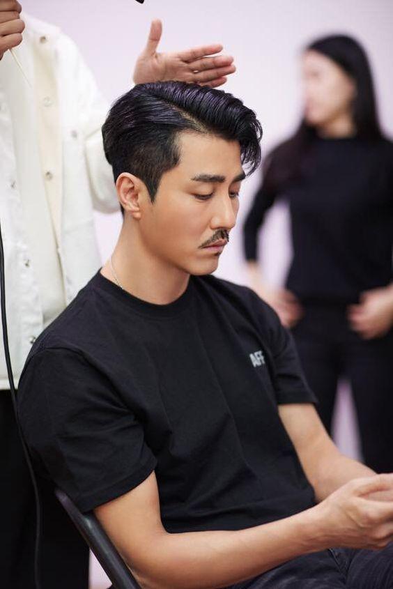 Cách chọn kiểu tóc che khuyết điểm của dáng đầu nam giới