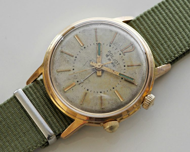 Đồng hồ Poljot cổ