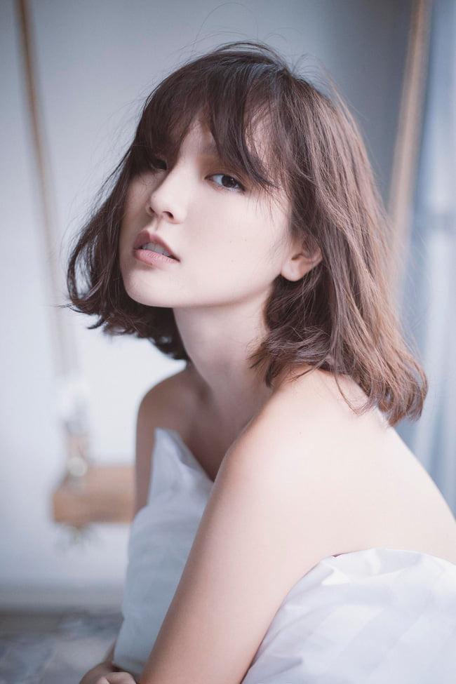 Hải Tú nữ diễn viên độc quyền nhà M-TP Talent, mệnh danh
