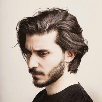 Kiểu tóc dài nam