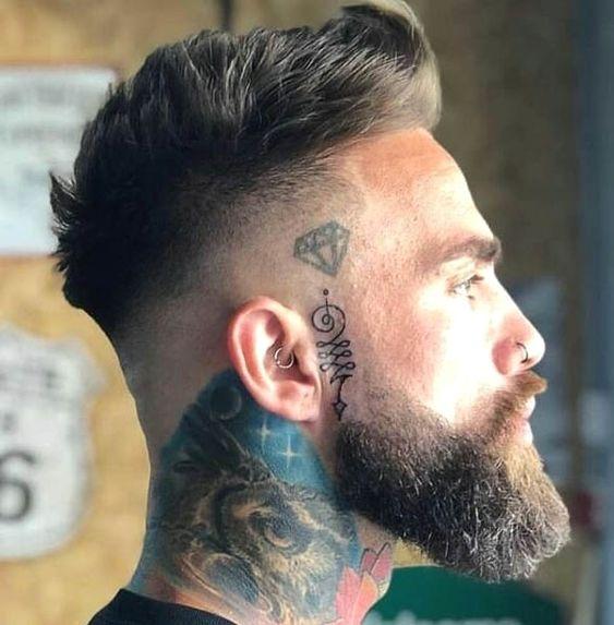 Kiểu tóc hot trend nam
