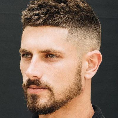 Kiểu tóc mohican ngắn