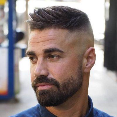 Kiểu tóc nam ngắn