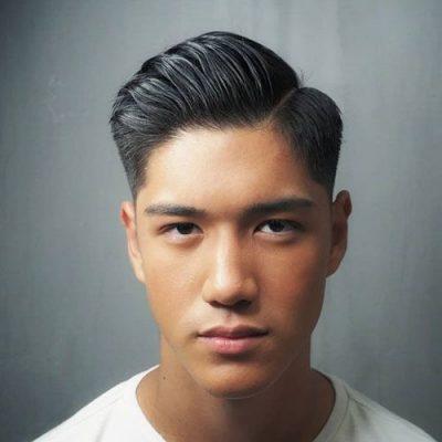 Kiểu tóc quiff đẹp nam