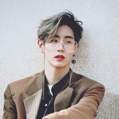 Màu tóc Hàn Quốc nam