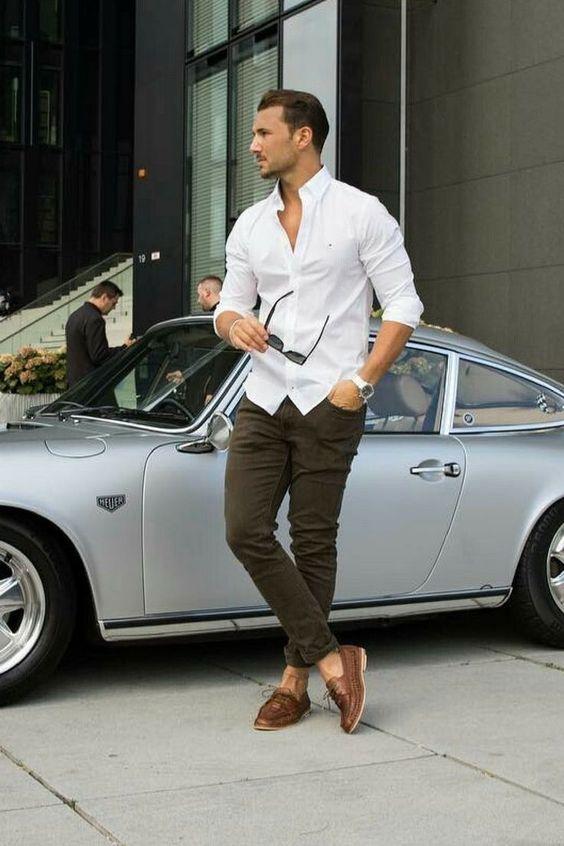 Hướng dẫn chọn giày phù hợp với từng loại quần nam