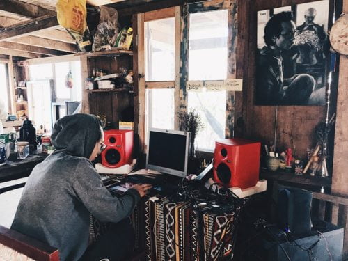Rapper DSK