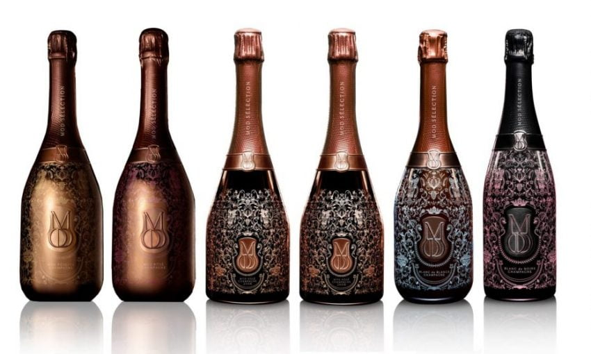 Mod Sélection Champagnes Drake