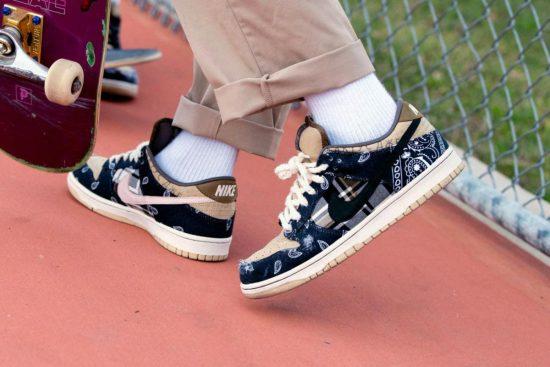 Nike SB Dunk Travis Scott