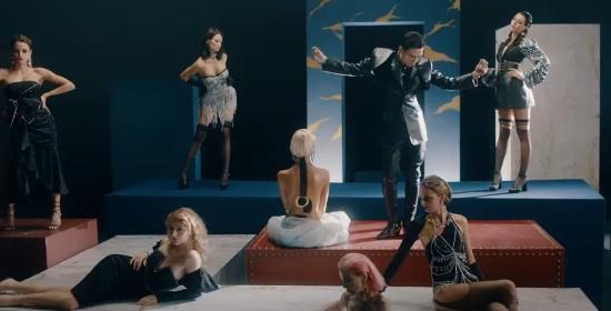 Soobin Hoàng Sơn ra mắt MV Trò chơi tạo hình bad boy mới (1)