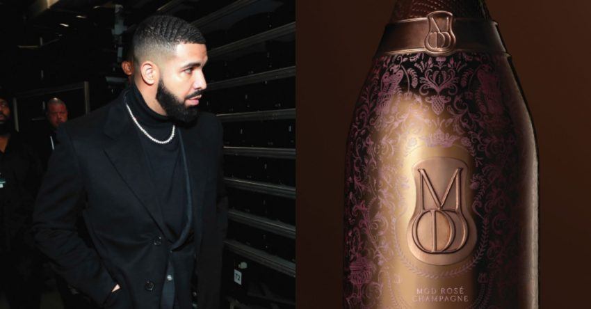 drake champagne