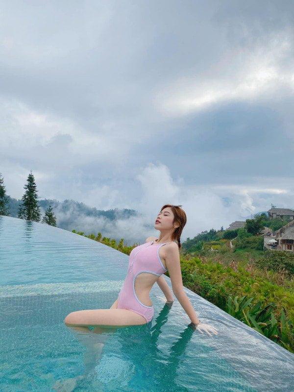 Hot girl Thái ngọc san