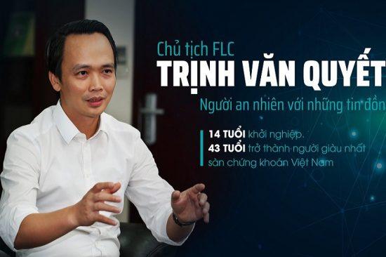 Tiểu sử Trịnh Văn Quyết
