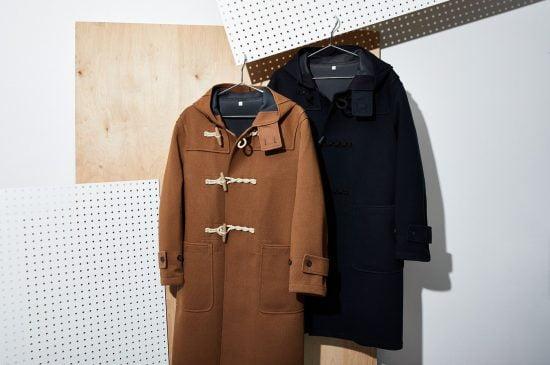 Duffle coat menback