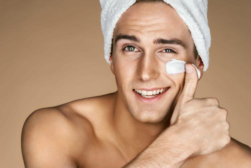 Bí quyết chăm sóc da của người mẫu nam