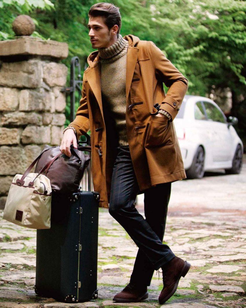 Cách chọn áo khoác choàng (overcoat) cho nam giới