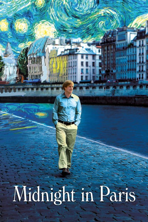 review phim Midnight in Paris