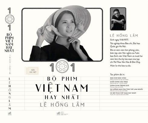 """Sách """"101 bộ phim Việt Nam hay nhất"""" – Lê Hồng Lâm"""