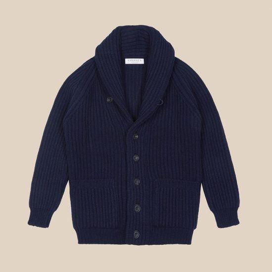 ao len cardigan sao len cardigan shawl neck namhawl neck nam