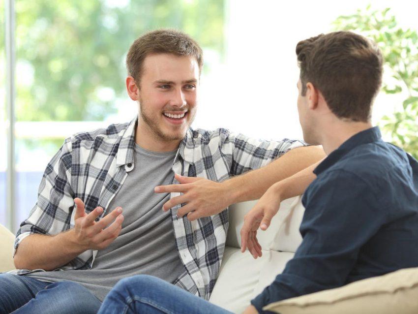 cách nói chuyện với người lạ