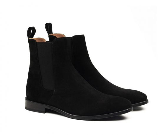 giay Chelsea boots dep