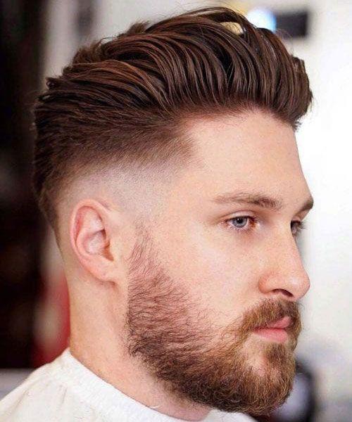 kiểu tóc nam không lỗi mốt