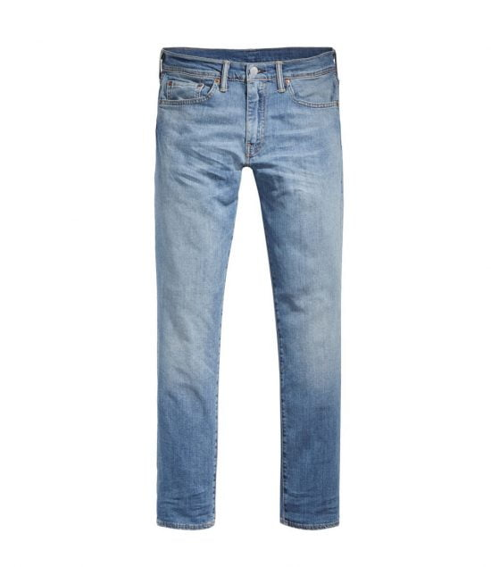 quan jeans slim-fit