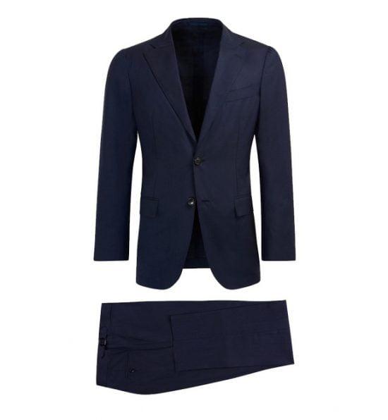 suit mau xanh navy dep