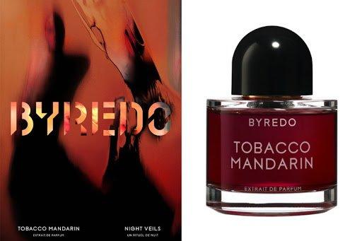 Nước hoa hot năm 2021: Byredo Tobacco Mandarin