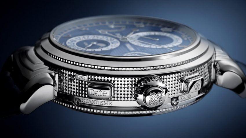 đồng hồ cơ xa xỉ
