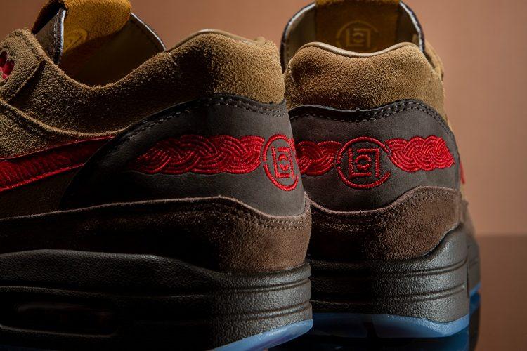 CLOT x Nike Air Max Kiss of Death - Cha sneaker