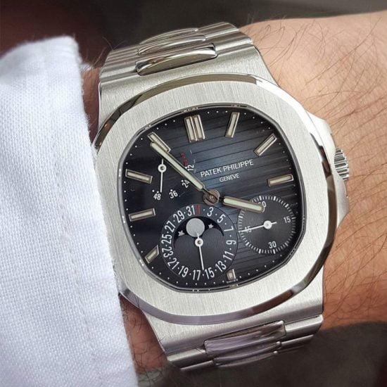 Đồng hồ Philippe Nautilus Ref. 5712A